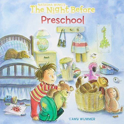 Natasha Wing The Night Before Preschool
