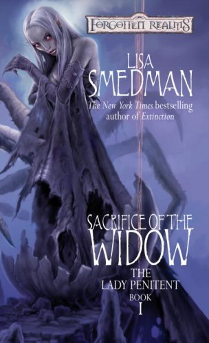 Lisa Smedman Sacrifice Of The Widow