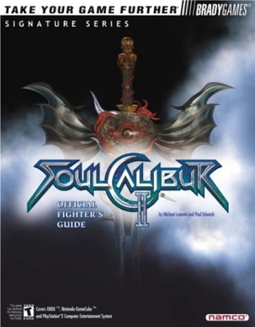 Bradygames Soul Calibur 2 Official Fighter's Guide