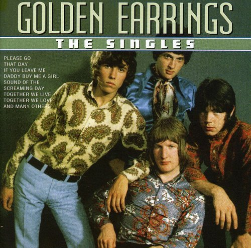 Golden Earrings Singles Import Eu