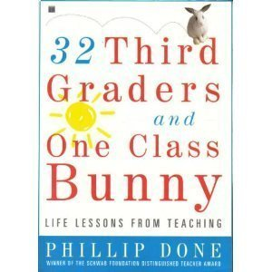 Phillip Done 32 Third Graders & One Class Bunny