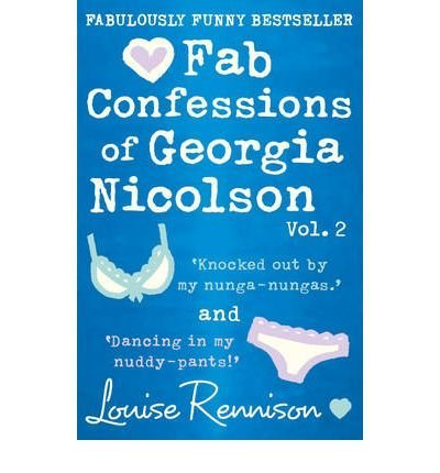 Louise Rennison Confessions Of Georgia Nicolson