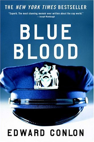 Edward Conlon Blue Blood Collectors Ed