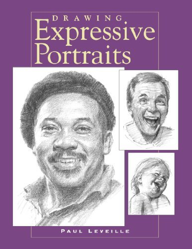 Paul Leveille Drawing Expressive Portraits