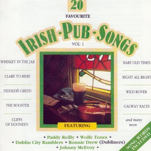 Irish Pub Songs Volume 1