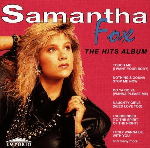 Samantha Fox Hits Album