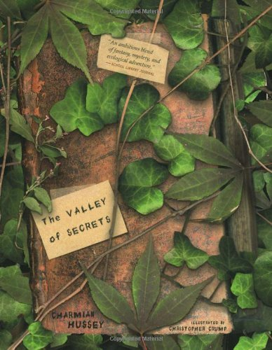Charmian Hussey The Valley Of Secrets