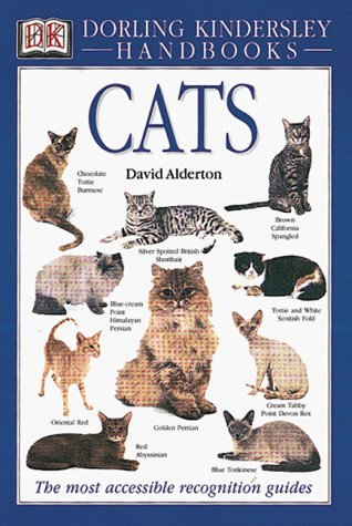 David Alderton Cats Eyewitness Handbooks