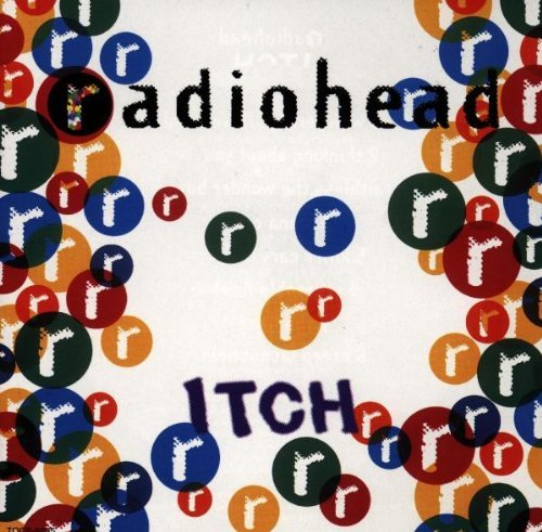 Radiohead Itch Import Aus Japan Only