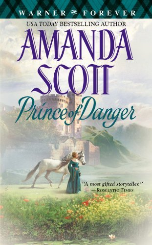 Amanda Scott Prince Of Danger