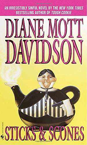 Diane Mott Davidson Sticks & Scones