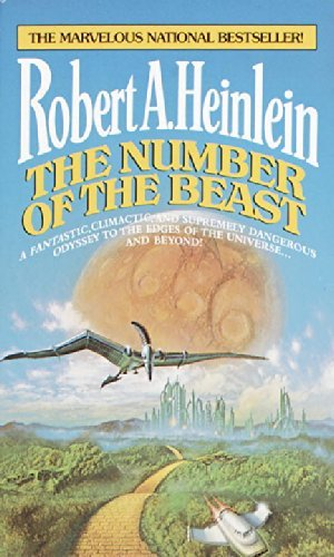 Robert A. Heinlein Number Of The Beast
