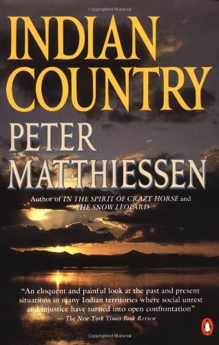 Peter Matthiessen Indian Country