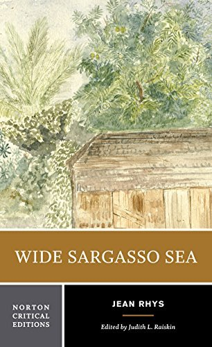 Jean Rhys Wide Sargasso Sea Backgrounds Criticism