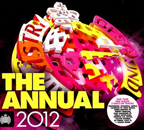 Ministry Of Sound Annual 2012 Import Gbr 3 CD