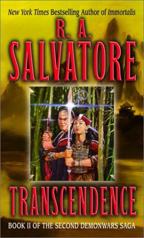 R. A. Salvatore Transcendence