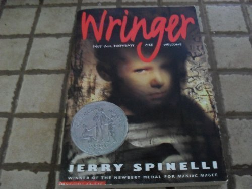 Jerry Spinelli Wringer Not All Birthdays Are Welcome