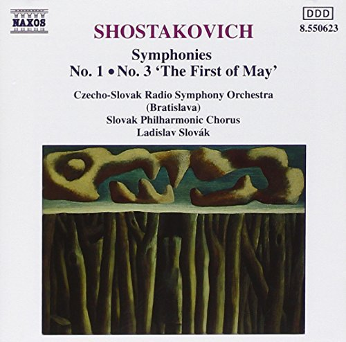 "Shostakovich Shostakovich Symphonies Nos. 1 & 3 ""the First Of"