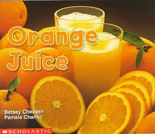 Betsey Chessen Orange Juice