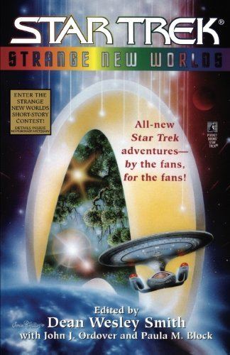 Dean Wesley Smith Star Trek Strange New Worlds I Original