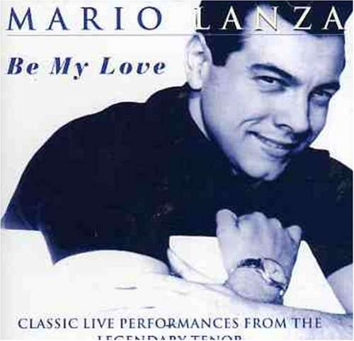 Mario Lanza Be My Love Import Eu