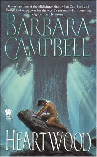 Barbara Campbell Heartwood Trickster's Game #1