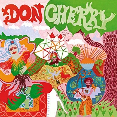 Don Cherry Don Cherry Organic Music Socie 2 Lp