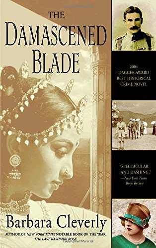 Barbara Cleverly The Damascened Blade Delta Trade Pbk