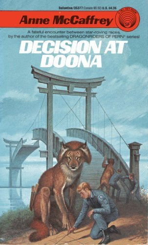 Anne Mccaffrey Decision At Doona