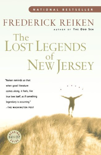 Frederick Reiken The Lost Legends Of New Jersey