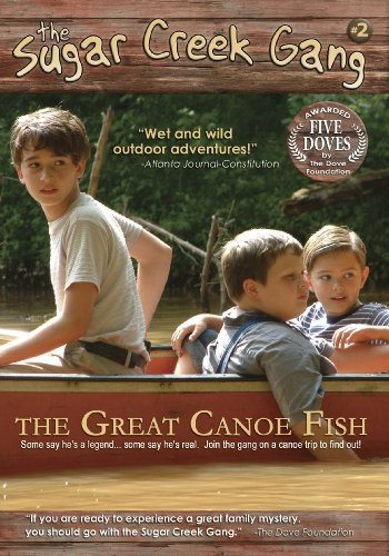 Jacob Velcoff Lexi Johnson Tim Mcintosh Josh Garmo Sugar Creek Gang The Great Canoe Fish