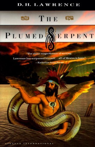 D. H. Lawrence The Plumed Serpent