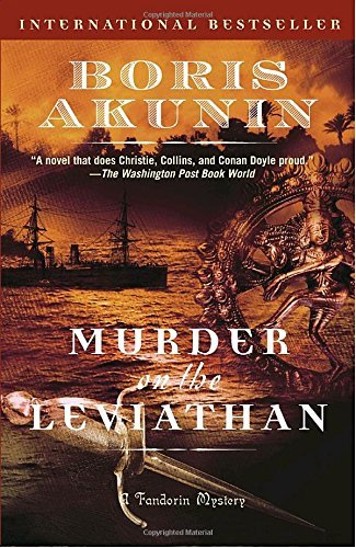 Boris Akunin Murder On The Leviathan