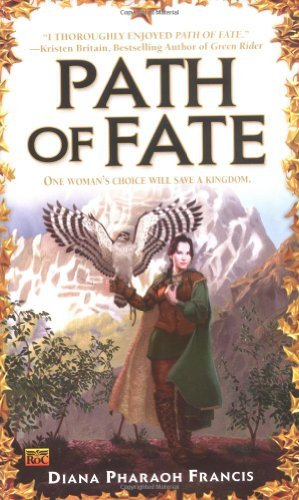 Diana Pharaoh Francis Path Of Fate