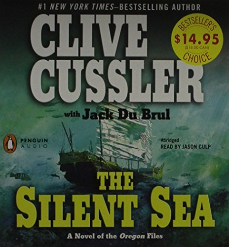 Clive Cussler The Silent Sea Abridged