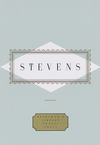 Wallace Stevens Stevens Poems