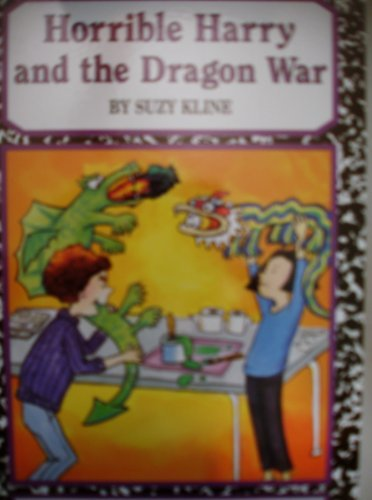 Suzy Kline Horrible Harry & The Dragon War