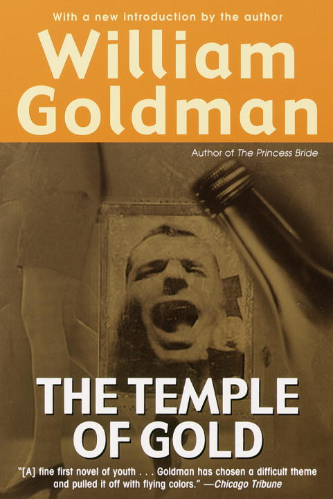 William Goldman The Temple Of Gold