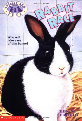 Ben M. Baglio Rabbit Race Animal Ark Pets #3
