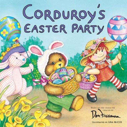 Don Freeman Corduroy's Easter Party