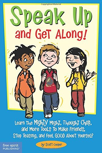 Scott Cooper Speak Up And Get Along! Learn The Mighty Might Thought Chop And More To