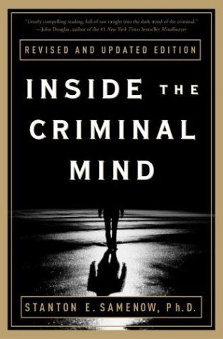 Stanton Samenow Inside The Criminal Mind Revised And Updated Edition Revised And Upd