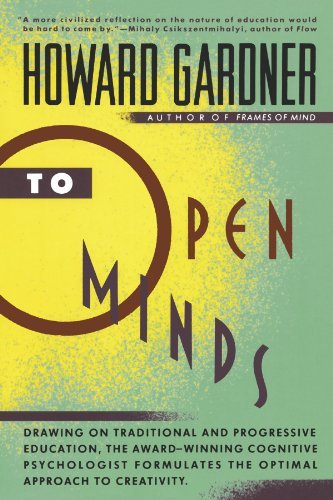 Howard E. Gardner To Open Minds