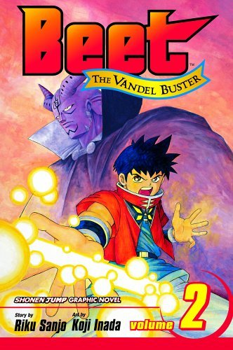 Riku Sanjo Beet The Vandel Buster Vol. 2 0 Edition;