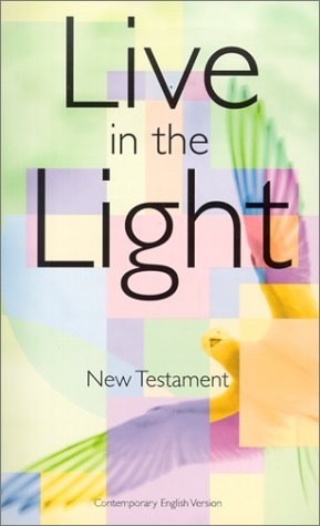American Bible Society Live In The Light New Testament Cev