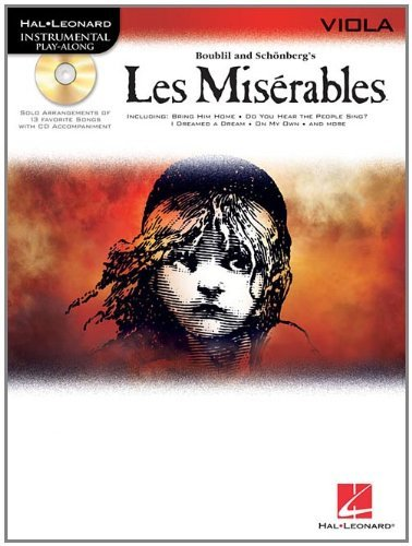 Alain Boublil Les Miserables [with CD (audio)]