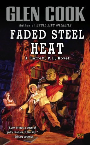 Glen Cook Faded Steel Heat