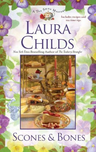 Laura Childs Scones & Bones
