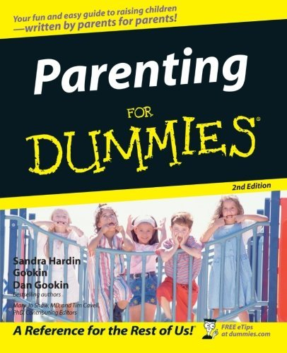 Sandra Hardin Gookin Parenting For Dummies 2e 0002 Edition;revised