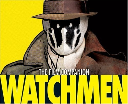 Peter Aperlo Watchmen The Film Companion